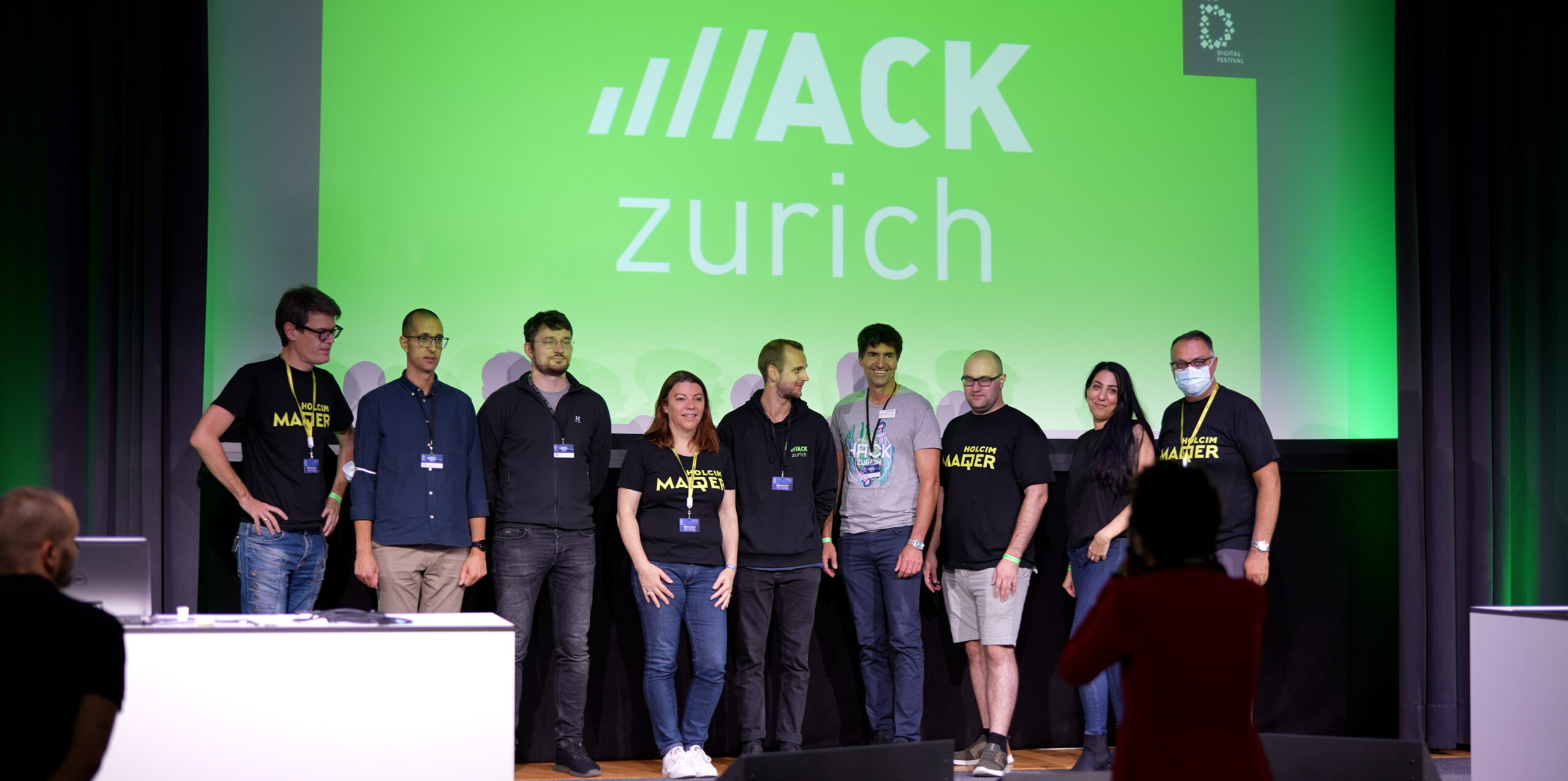 Holcim MAQER invites the open innovation ecosystem to solve construction 'chaos' at HackZurich