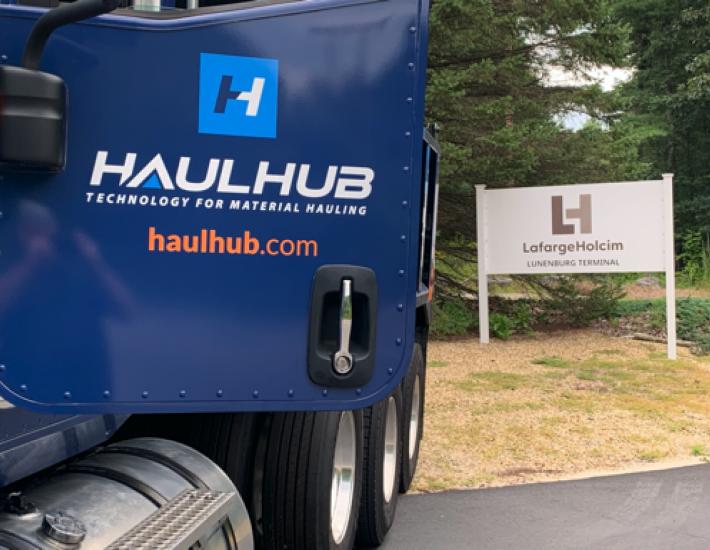 Integrated Hauling Platform | HAULHUB