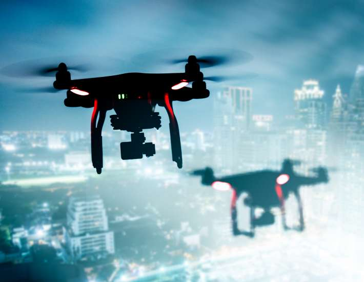 Drones – Save lives, Cost and Create Competitiveness for the Plants of Tomorrow