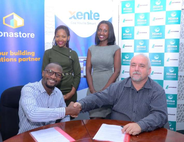 Mobile commerce & financing | Xente